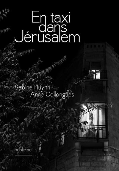 Couverture En taxi dans Jérusalem